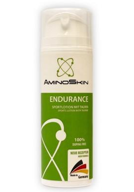 AminoSkin Endurance, Sportlotion withTaurine