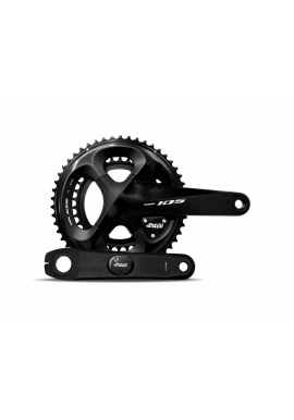4iiii PRECISION PRO FC-R7000 dual powermeter in 175mm