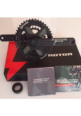 ROTOR INPower DM 3D+ single sensor incl. 3D+ crankstel