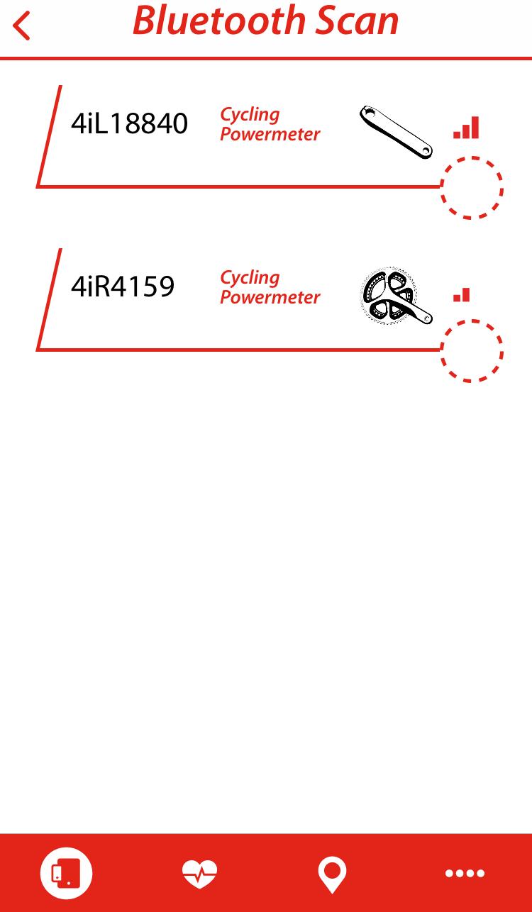 4iiii Precion Pro R7000 app 1